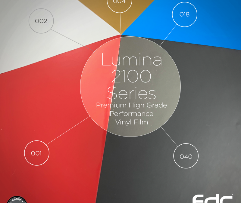 Now Available: Lumina® 2100 | A Premium High-Performance Vinyl by FDC