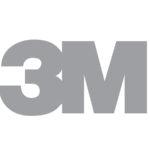 3M gray logo