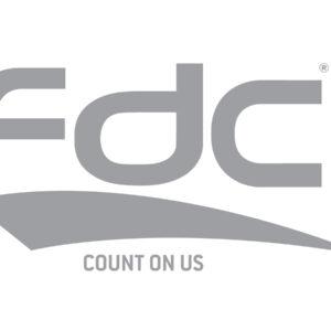 FDC gray logo
