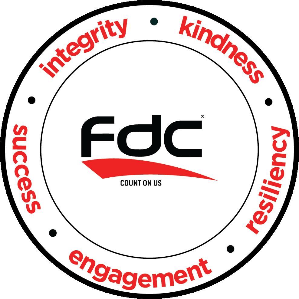 FDC Core Values Logo