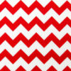 *042-Red Large Chevron