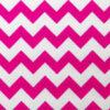 056-Pink Large Chevron