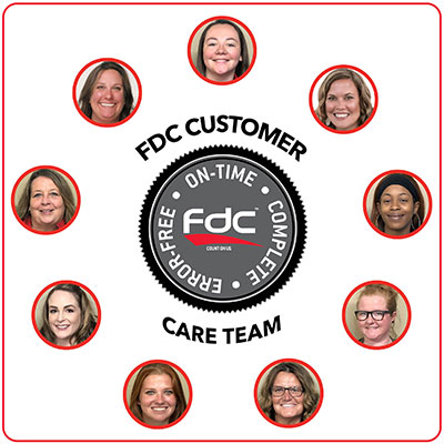 FDC Introduces New and Improved Customer Care Center