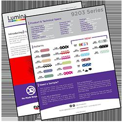 Lumina 9203 fact sheet download image